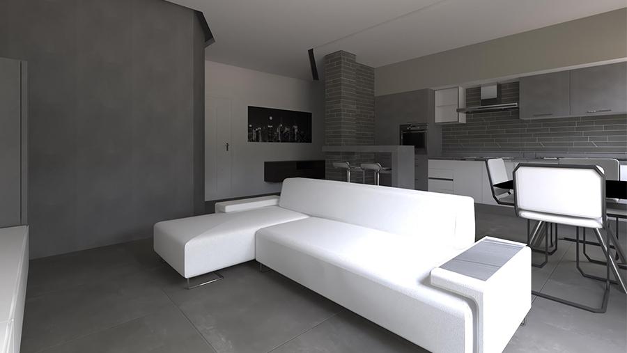 Progettare zona living