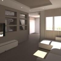 House Design progetta la parete attrezzata per il vostro living