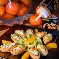 La glassa alle clementine Clemì per condire i vostri piatti