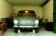 Luciano Leonotti, auto, Casa Grizzana Morand