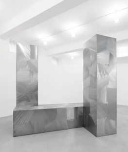 Nicola Carrino. Ricostruttivo 2.10, 2010 - A arte Invernizzi