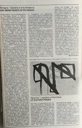 Marisa Vescovo, Dai meno Nuovi ai più Nuovi, Segno estate 1980