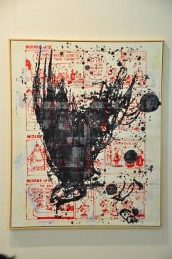 Helmut Middendorf - P.M (Shot of Primer), 2008 - Eleni Koroneou Gallery