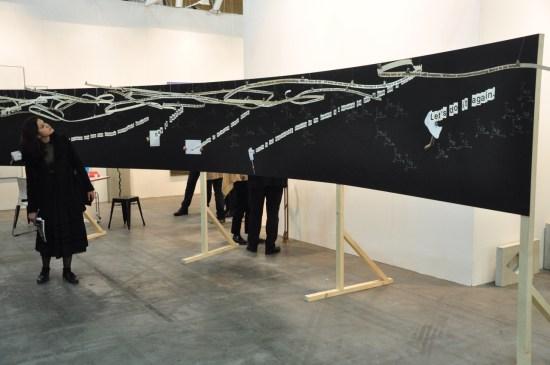 Zbynek Baladran - Dead Reckoning - Galerie Jocelyn Wolff