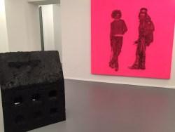 Aron Demetz, Paolo Grassino, Nicus Lucà, Galleria Davide Paludetto, Torino