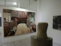 Luca Zarattini, e Luca Sacchetti, Slalom, Galleria FabulaFineArt, 2016