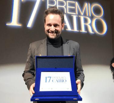 Paolo Bini - Premio Cairo 2016