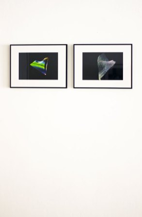 Tonino Casula, Enrico Piras, Alessandro Sau, 2015 Videoscultura (serie), digital print on hahnemuhle fine art paper, Colli Independent Art Gallery, Roma