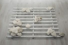 Giovanni Gaggia, Untitled, 2008, gesso e cemento, dimensioni variabili, Photo Credits Matteo Cattabriga