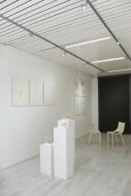 Giovanni Gaggia, Sequens Lineam, Galleria FabulaFineArt, Ferrara 2016-2017. Photo Credits Matteo Cattabriga