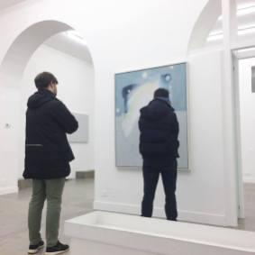Elisa Bersaglia, Out of the Blue, Officine dell'immagine, Milano