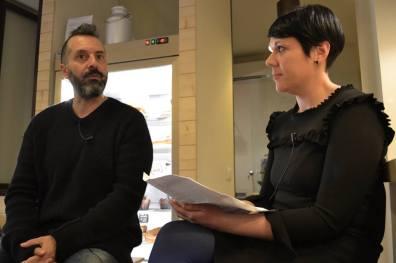 Giuseppe Stampone e Milena Becci, ICEcubes, Tasta Boutique - Bologna Art City 2017
