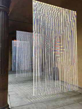 Fabio Giampietro e Vincenzo Marsiglia, Palazzo Bevilacqua Ariosti, Bologna ArtCity 2017