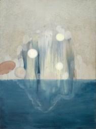 Elisa-Bertaglia-Out-of-the-Blue-2016-olio-carboncino-e-grafite-su-faesite-122x91-cm
