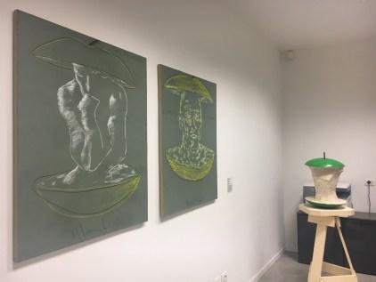Aldo Mondino. Grand Tour contemporaneo, Galleria Enrico Astuni, Bologna, 28 gennaio 2017