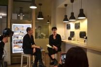Monalisa Tina e Milena Becci, ICEcubes, Tasta Boutique - Bologna Art City 2017