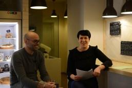 Filippo Berta e Milena Becci, ICEcubes, Tasta Boutique - Bologna Art City 2017