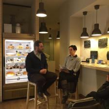 Paolo Bini e Milena Becci, ICEcubes, Tasta Boutique - Bologna Art City 2017