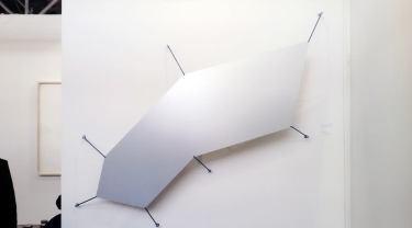 Martino Genchi, Michela Rizzo, Venezia, ArteFiera 2017. Courtesy l'artista