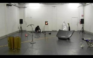 Jacopo Jenna e Jacopo Buono, Stash, performance nell'ambito della rassegna New Gesture #1: Giovani coreografi per la fine del mondo, Museo Pecci di Prato, 18 febbraio 2017