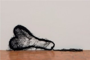 Annette Messager, Sexe_au_repos_2009. Ph Giorgio Benni.
