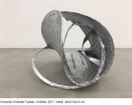 Armando Andrade Tudela, Untitled, 2017. Galleria Francesca Minini