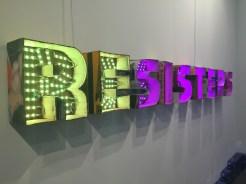 Andrea Bowers, Resisters, 2017,Galleria Kaufmann Repetto - Milano.Ph Roberto Sala