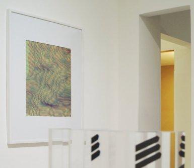 Echo Of Hidden Places, J.Pignatelli, Patrick Tabarelli, FabulaFineArt, Ferrara 2017, installation view