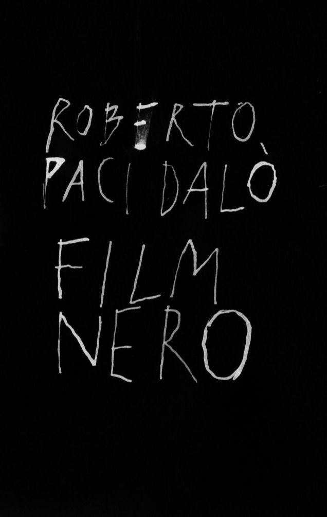 Filmnero Roberto Paci Dalò