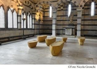Wolfgang Laib Somewhere Else Chiesa della Spina FOTO NICOLA GRONCHI