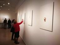Del filo e del segno, il pubblico e la serie Sanguinis Suavitas di Giovanni Gaggia foto Natascia Giulivi