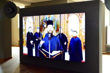 Romuald Karmakar Bizantion, 2017 video digitale