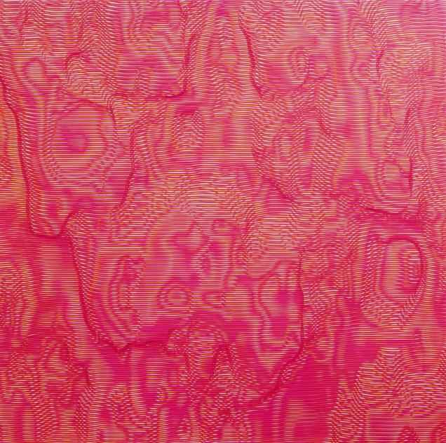 Patrick Tabarelli - {F} - inchiostri ad acqua su carta bambù intelata10...