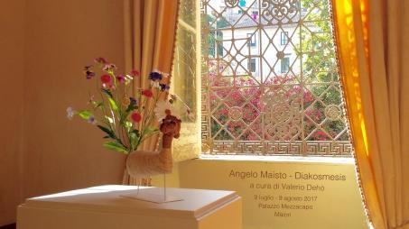 Angelo Maisto, Diakosmesis, Maiori, 9 luglio - 9 agosto 2017