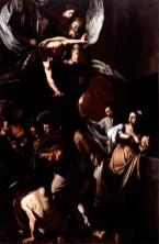 Caravaggio Le opere della Misericordia. © Pedicini