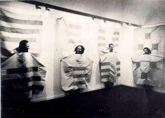 Franca Maranò in una foto grafia storica