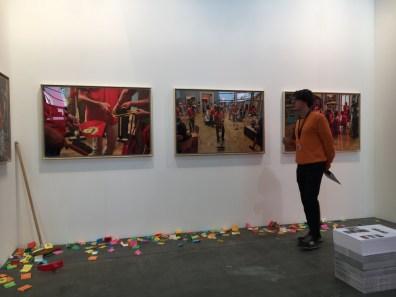 Galleria Enrico Astuni - Bologna - Artissima 2017