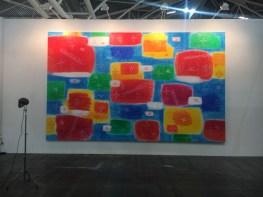 Nicola De Maria - Galleria Giorgio Persano Torino - Artissima 2017