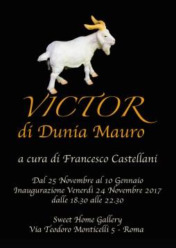 VICTOR Invito by Dunia Mauro