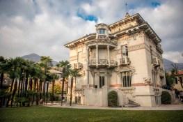 Cernobbio Villa Bernasconi allestimento mostra