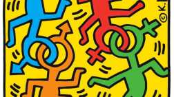 Made in New York: Keith Haring. L'origine della street art, Palazzo Medici Riccardi, Firenze, 2017