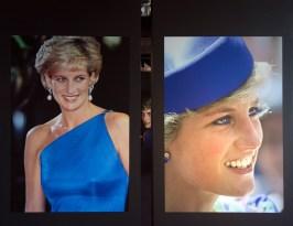 Lady Diana, Uno Spirito Libero, La Venaria Reale, 2017