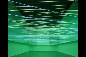 Lucio Fontana, Ambienti/Environments, Hangar Bicocca, Milano 2017