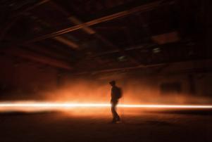 Alejandro G. Iñárritu, CARNE y ARENA (Virtually Present, Physically Invisible), Fondazione Prada, Milano 2017
