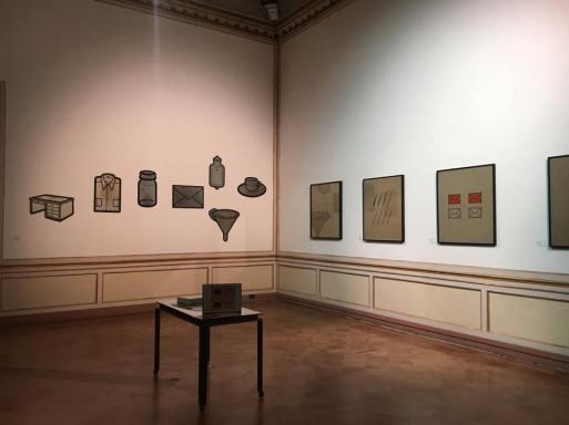 Tino Stefano, pittura oltre la pittura, Reggia di Caserta 2017/2018