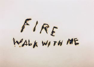 MICHELE GIANGRANDE - Fire walk with me