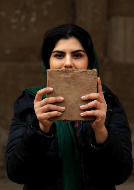 FARZANE VAZIRI TABAR - YAZD - IRAN