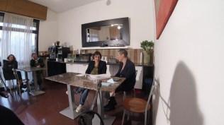 ICEcubes@Raid_Elena Forin e Milena Becci, con una domanda di Alessandro Brighetti Bologna 2017, ph Natascia Giulivi