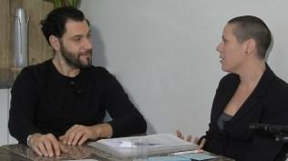 ICEcubes@Raid_Vincenzo Marsiglia e Milena Becci, con una domanda di Alberto Dambruoso, Bologna 2017, ph Natascia Giulivi