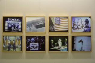 Jonas Mekas - Apalazzo Gallery, Brescia